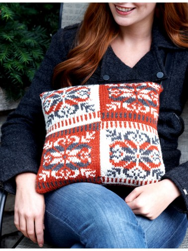 Next Steps Eight - Fair Isle Knitting - Pattern Books | Yarnspirations