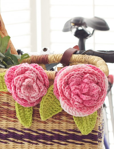 Free Crochet Pattern For Cabbage Rose : Lily Cabbage Roses, Crochet Pattern Yarnspirations
