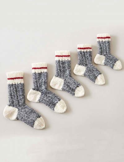 Free Knitting Pattern For Kroy Socks : Patons Work It Out, Baby!, Knit Pattern Yarnspirations