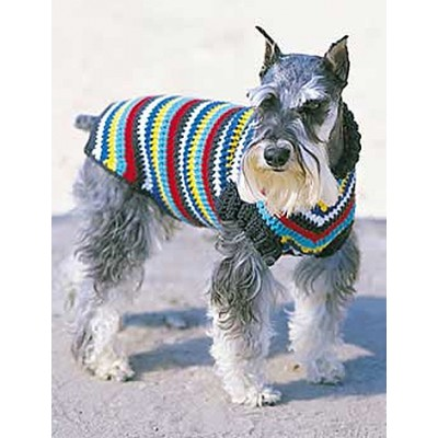 Free Crochet Patterns For Dogs Coats : Dog Coat - Patterns Yarnspirations