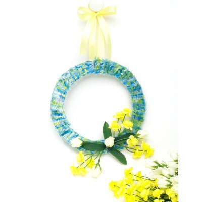 Camp Crafts - Mother's Day Wreath