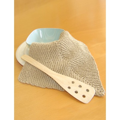 Mitered Dishcloth