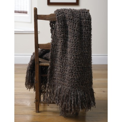 Double Strand Afghan