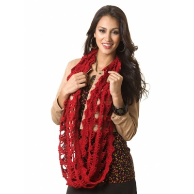 Triple Play Infinity Scarf