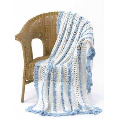 Open Lacy Throw
