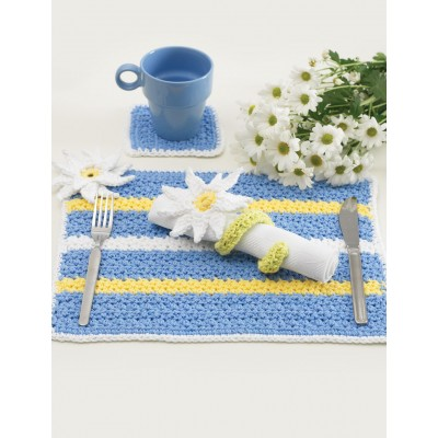 Daisy Table Setting
