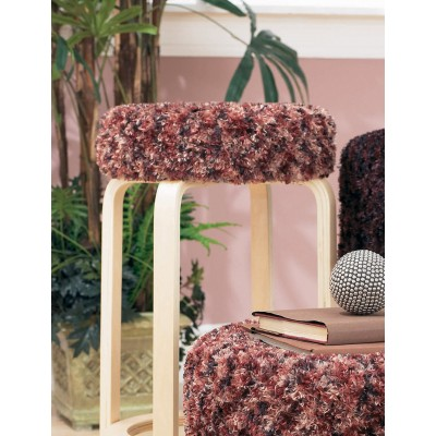 Round Bar Stool Cover