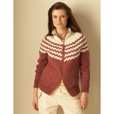 Top Down Cardigan