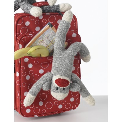 Basic Knit Sock Monkey