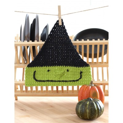 Witch Dishcloth