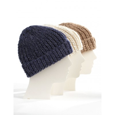 Knit Family Toques
