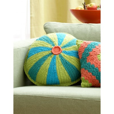 Pinwheel Pillow