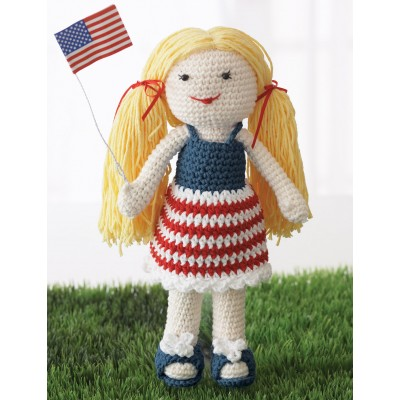 Born on the 4th of July Doll