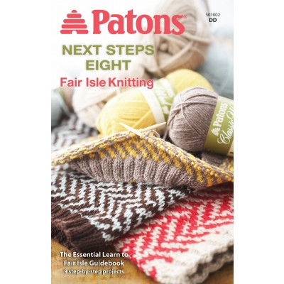 Next Steps Eight - Fair Isle Knitting