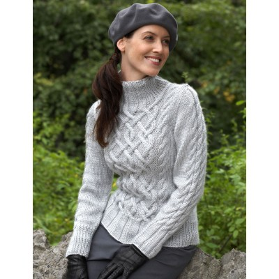 Free Aran Cable Knitting Patterns Anaffo For