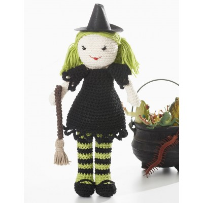 Witchy Lily Doll
