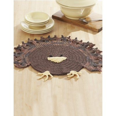 Turkey Placemat