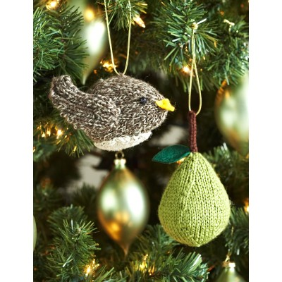 Partridge or a Pear Tree Ornaments