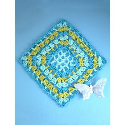 Sea Shades Dishcloth