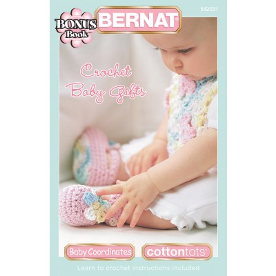 Crochet Baby Gifts - Bonus Book
