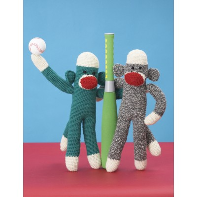 Basic Crochet Monkey