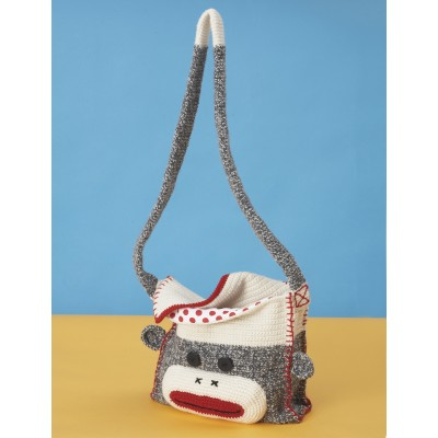 Monkey Shoulder Bag