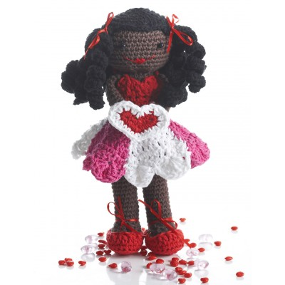 Valentines Lily Doll