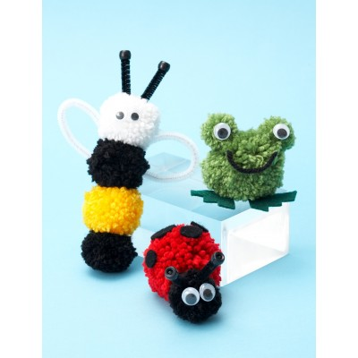 Pompom Critters