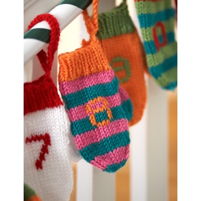 Advent Mini Mittens