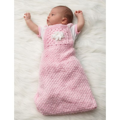 Crochet Patterns For Baby Sweater Sets : Gallery For > Crochet Baby Sleep Sack