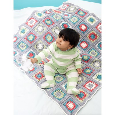 Color Wheels Blanket