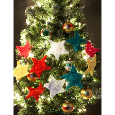 Holiday Stars Garland