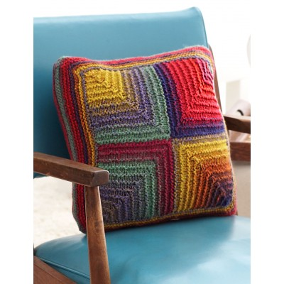 4-Square Mitered Pillow