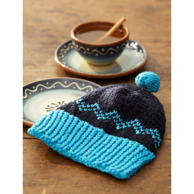 Cozy Hat Dishcloth