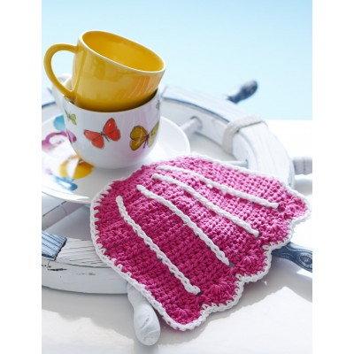 Seashell Dishcloth