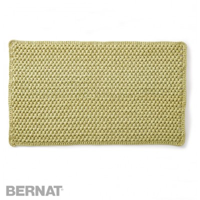 Bernat Bubble Bathmat Crochet Pattern Yarnspirations
