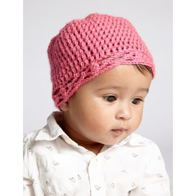 Crochet Patterns Of Baby Hats : Bernat Crochet Baby Hat, Crochet Pattern Yarnspirations