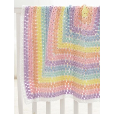 Baby Blanket Squared