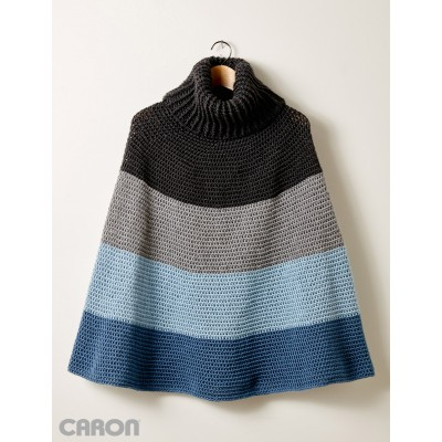 Cozy Cowl Cape