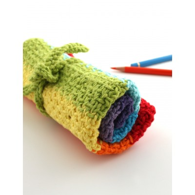 Bright Pencil Case