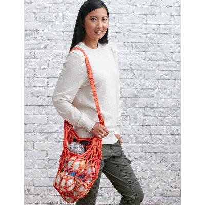 Arm Knit Market Bag