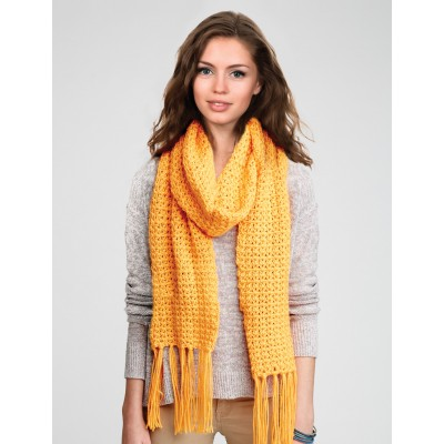 Straight Up Scarf
