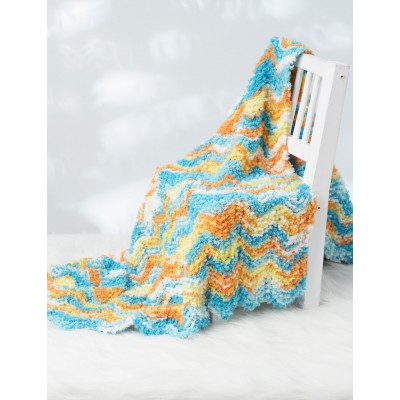 Ripple Stripes Blanket