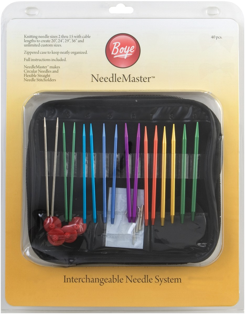 NeedleMaster Interchangeable Needle System