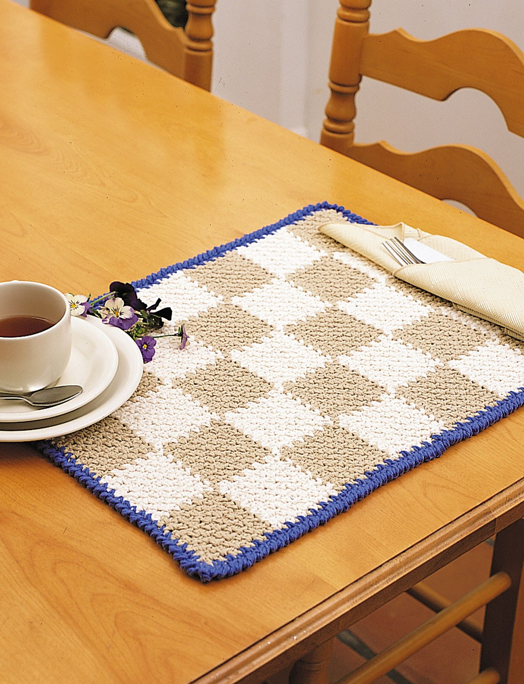Checkerboard  Placemats