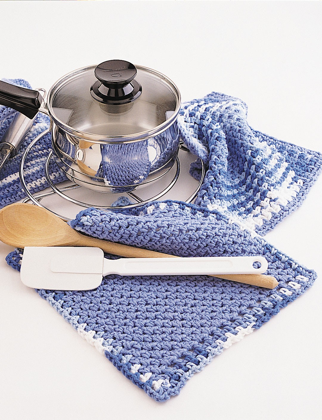 Dishcloth and Pot Holder