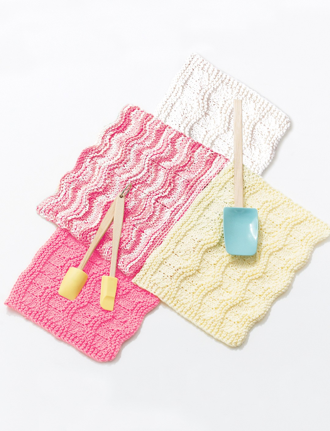 Rippled Dish Cloth