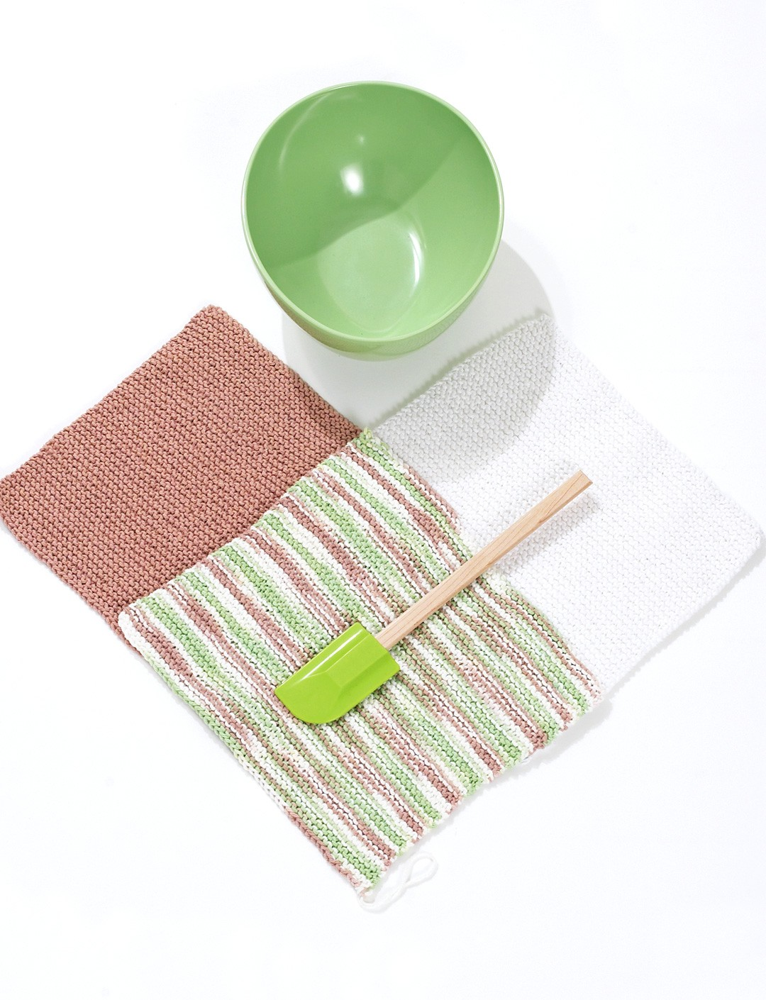 Simple Knit Dish Cloth