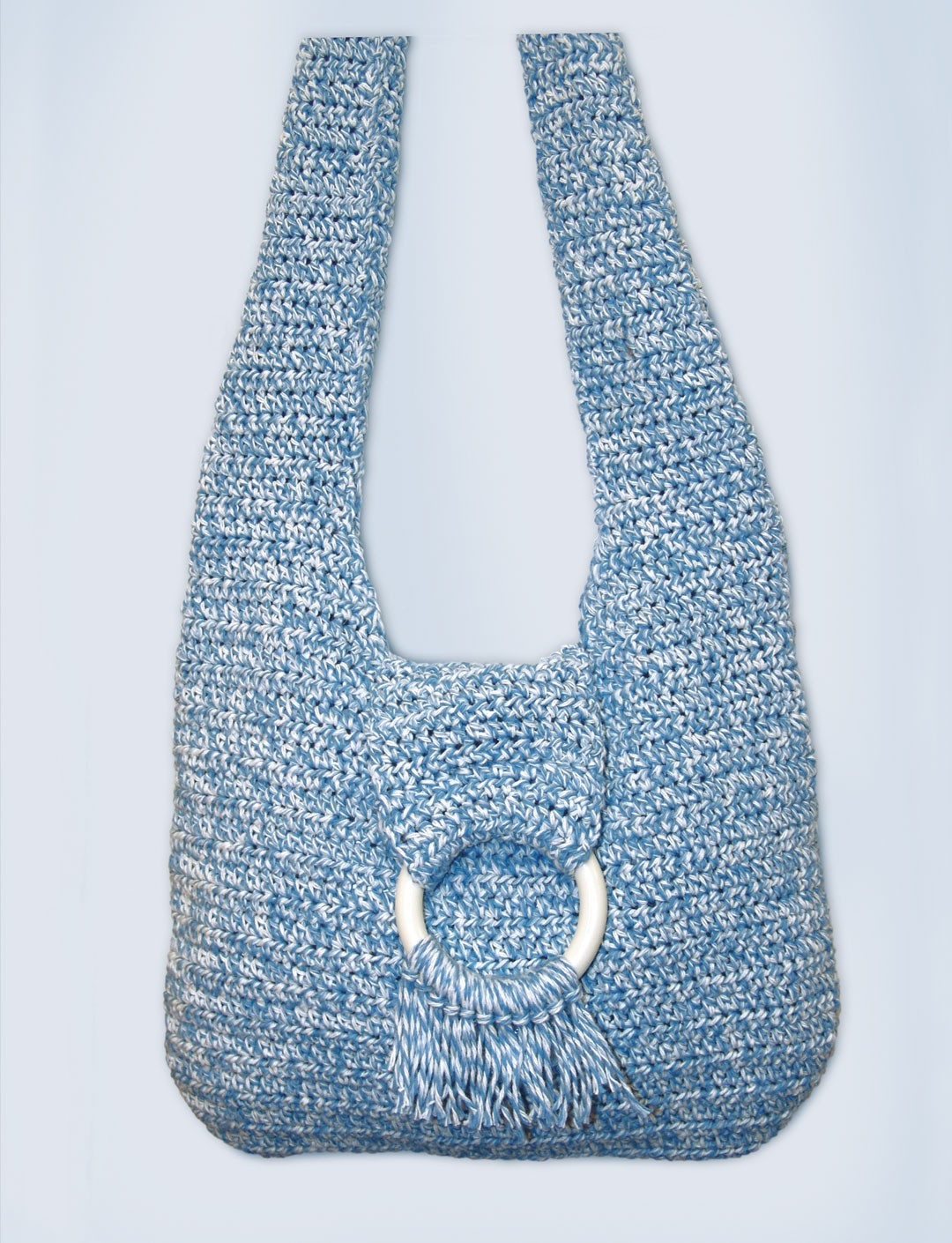 Crochet Hobo Bag Pattern : Hobo Bag