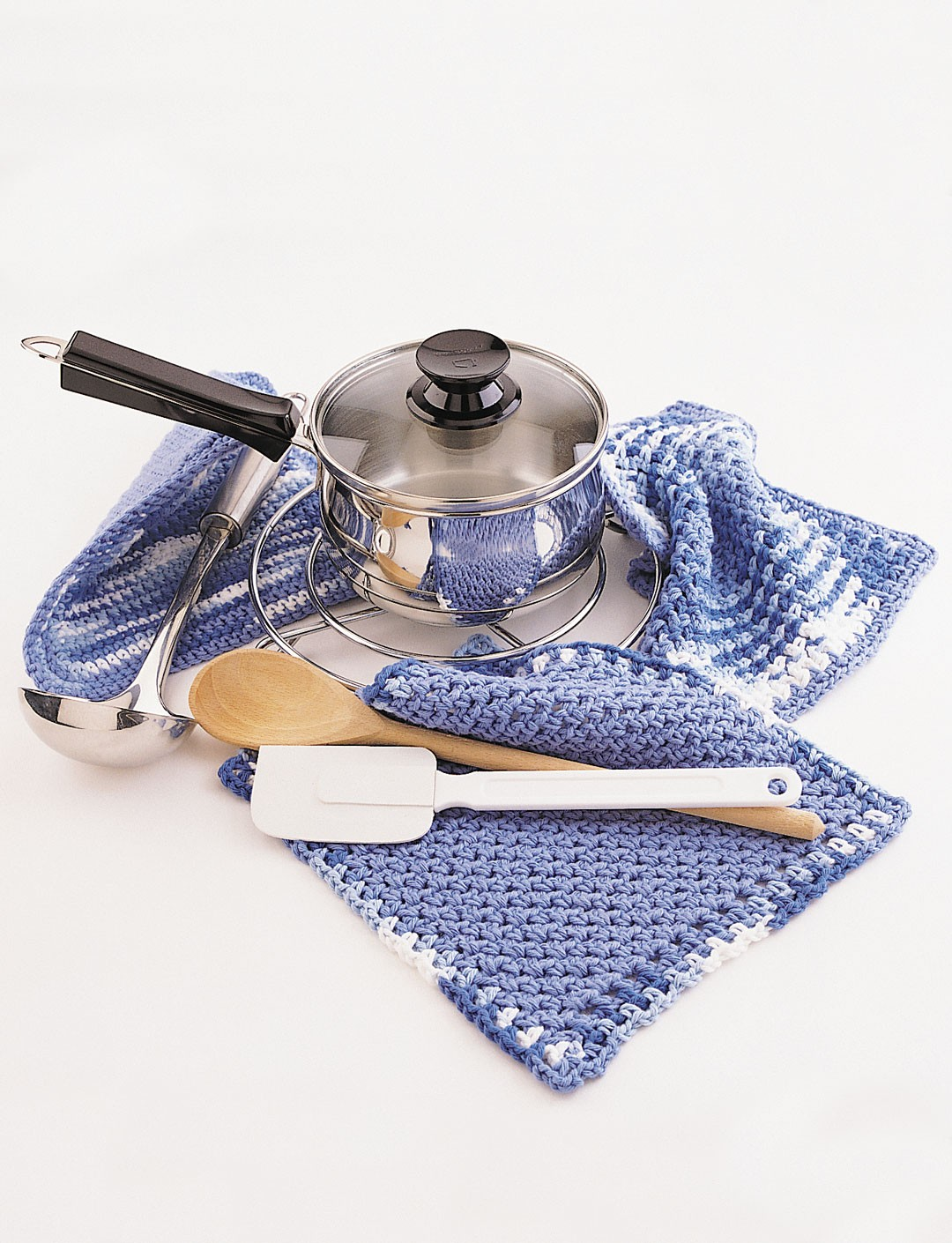 Dishcloth and Potholder